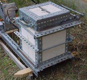Backyard Metal Casting Furnace home and backyard metalcasting