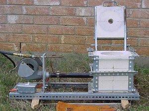 home and backyard metalcasting