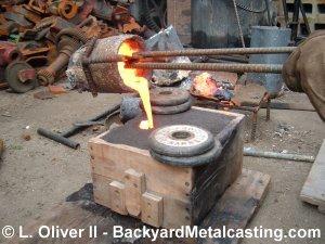 Homemade waste oil burners for Heater that burns used motor oil