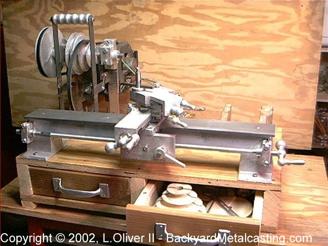 Diy Metal Lathe Table - Clublifeglobal com