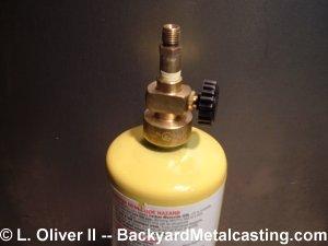 Oxy-Mapp torch