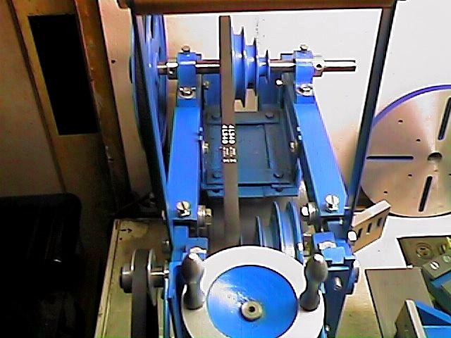 Bruce S Homemade Milling Machine