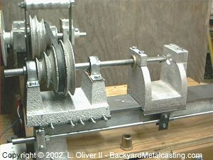 Homemade Metal Lathe Projects Home